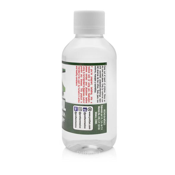 Prettan Aceite Aloe Vera 4.26 oz
