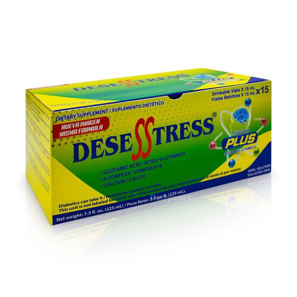 DESESSTRESS VIALES 1/15