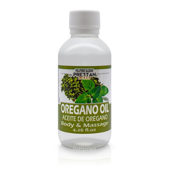 Prettan Aceite de Oregano 4.26 oz