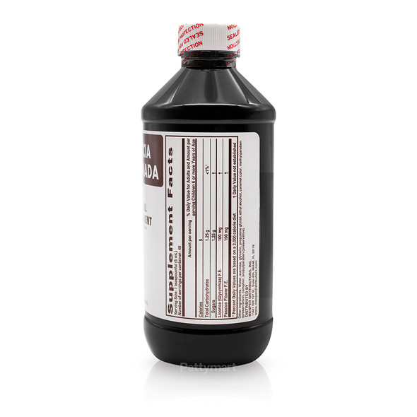 Esencia Coronada Suplemento Herbal 8 oz_FACTS