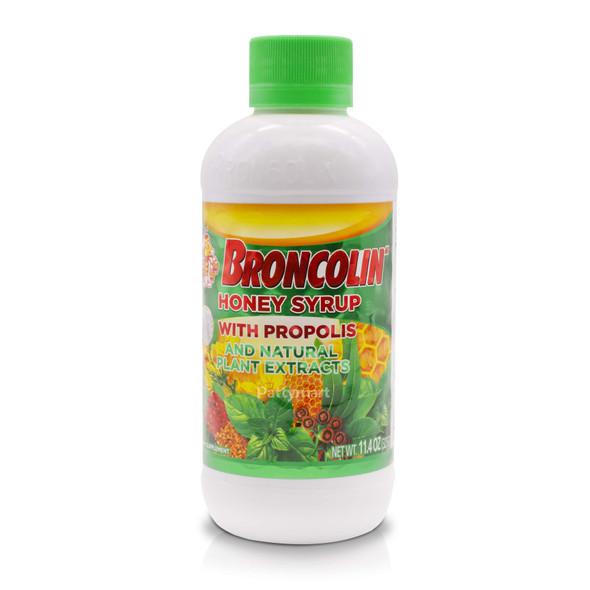 Broncolin Honey Syrup with Propolis_Jar_Frasco