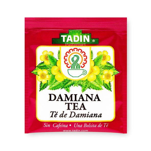 Te de Damiana - Damiana Tea TADIN_Bags_Bolsas