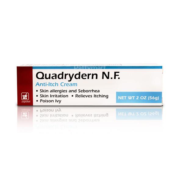 Quadrydern N.F Cream_Box_Caja