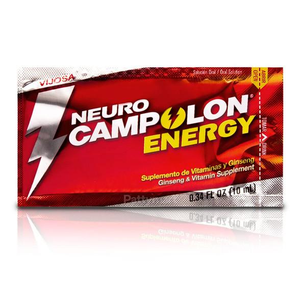 Neuro Campolon Energy X 12 viales_Bag_Bolsa