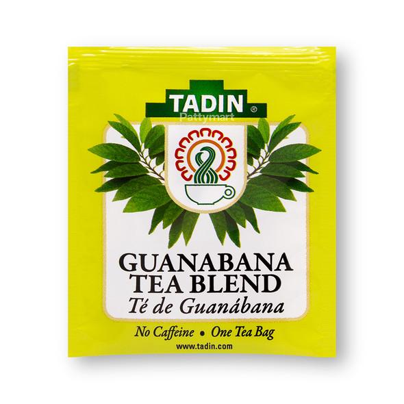 Te Guanabana/Tea Blend Guanabana TADIN_Bag_Bolsa