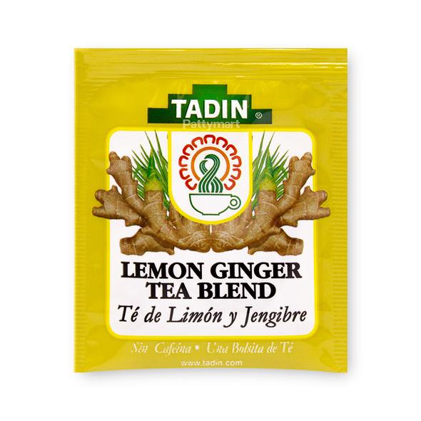 Te Limon y Jengibre/Tea Lemon Ginger TADIN_Bag_Bolsa