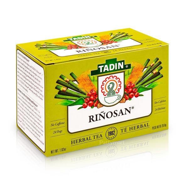 Te Rinosan/Tea Rinosan TADIN_Box_Caja