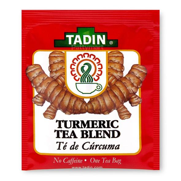 Te Curcuma/Turmeric Tea Blend TADIN_Bag_Bolsa