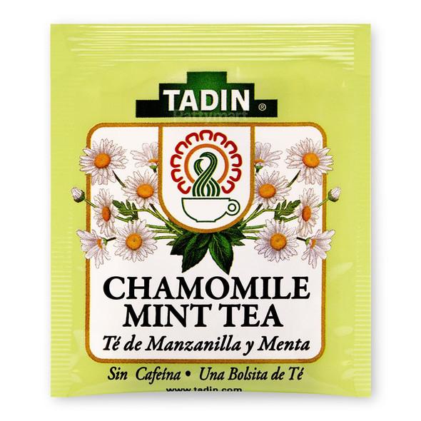 Te Manzanilla con Menta/Tea Chamomile with Mint_Bag_Bolsa