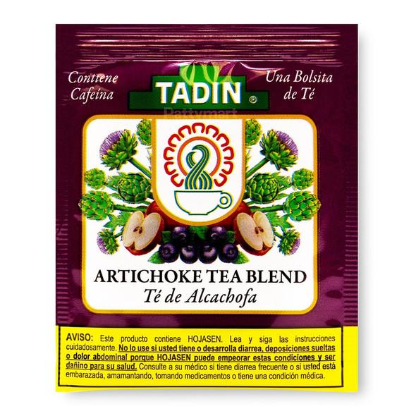 Tea Alcachofa/Artichoke Tea TADIN_Bag_Bolsa