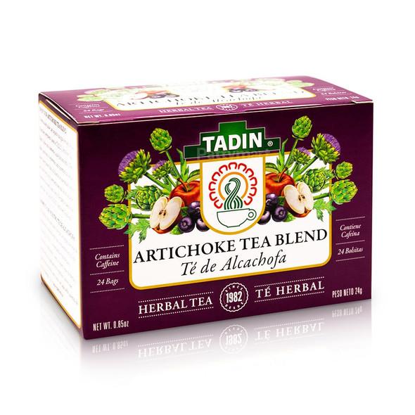 Tea Alcachofa/Artichoke Tea TADIN_Box_Caja