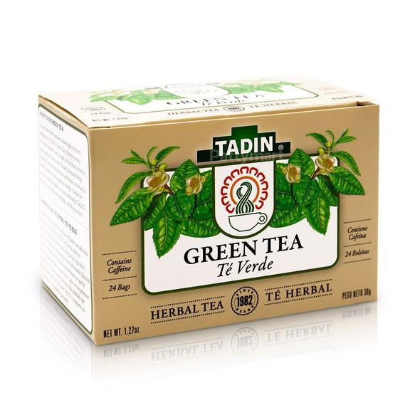 Tea Verde/ Green Tea TADIN_Box_Caja