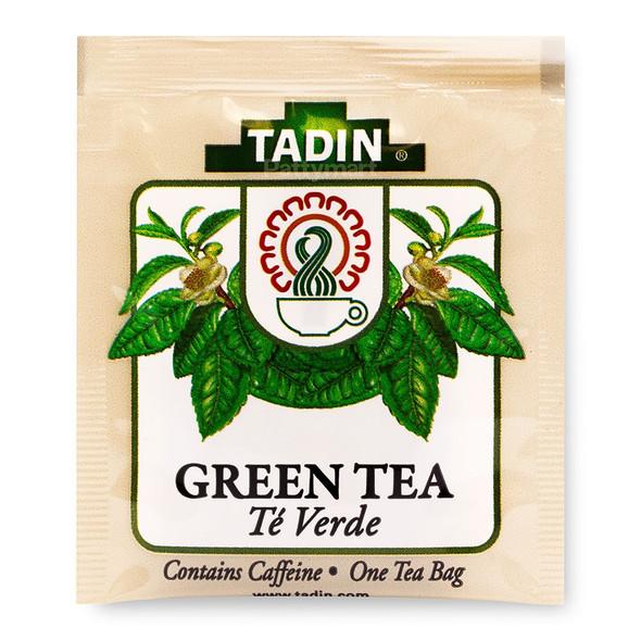 Tea Verde/ Green Tea TADIN_Bag_Bolsa