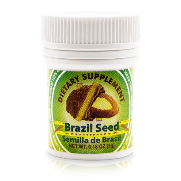 Semilla de Brasil_Front_Jar