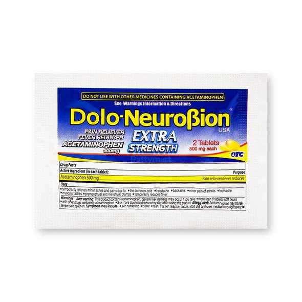 Doloneurobion Display x 100_Bag