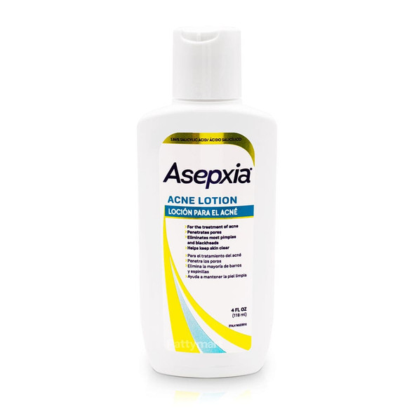 Asepxia Acne Lotion 4 oz