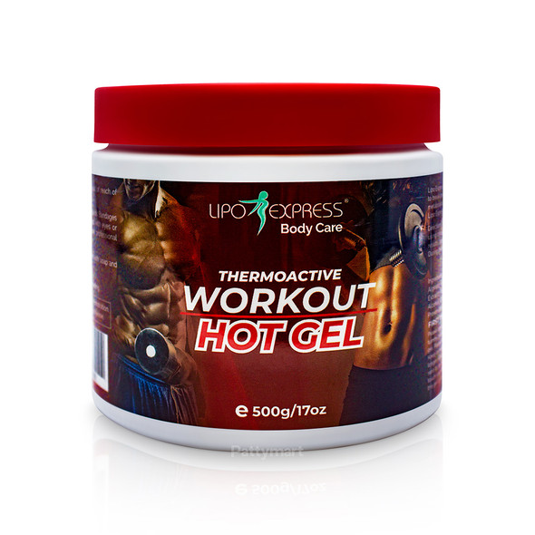 Lipo Express Thermoactive Gel 500 gr