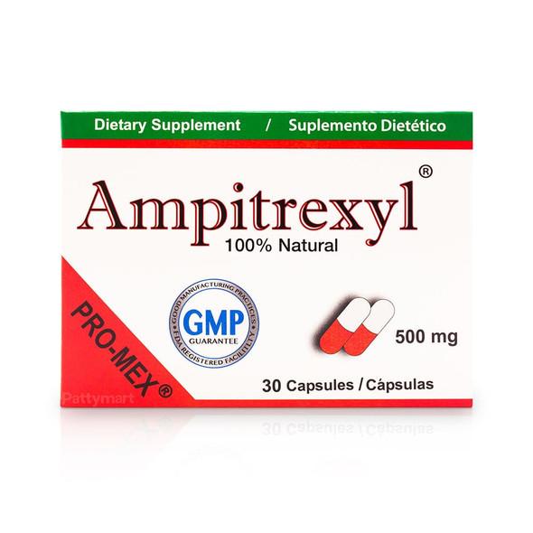 Ampitrexyl 500 mg x 30 caps