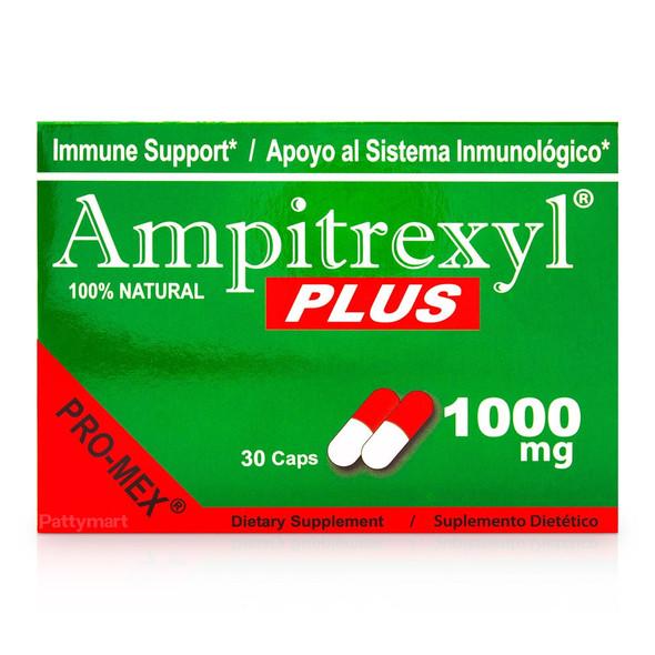 Ampitrexyl Plus 1000 mg 30 caps