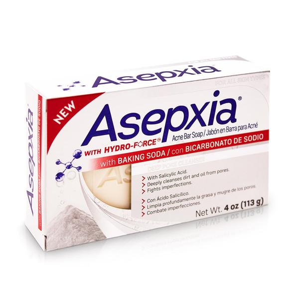 Aspexia Baking Soda Bar Soap 4 oz_Box_caja