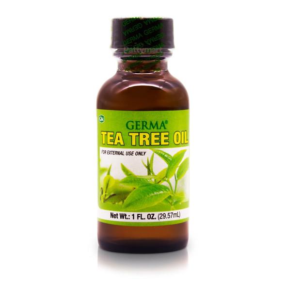 Aceite Te de Arbol/ Tea Tree Oil GERMA 1 oz