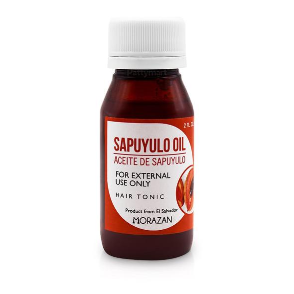 Aceite Sapuyulo MORAZAN 60 cc_Frasco_Jar