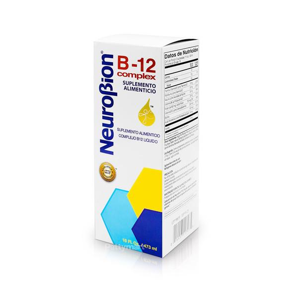 Neurobion B-12 Complex Jarabe / Syrup 16 oz