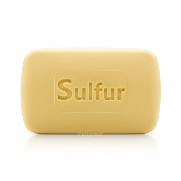 Jabon Bio Sulfur (Azufre) GRISI 4.4 oz_Jabon