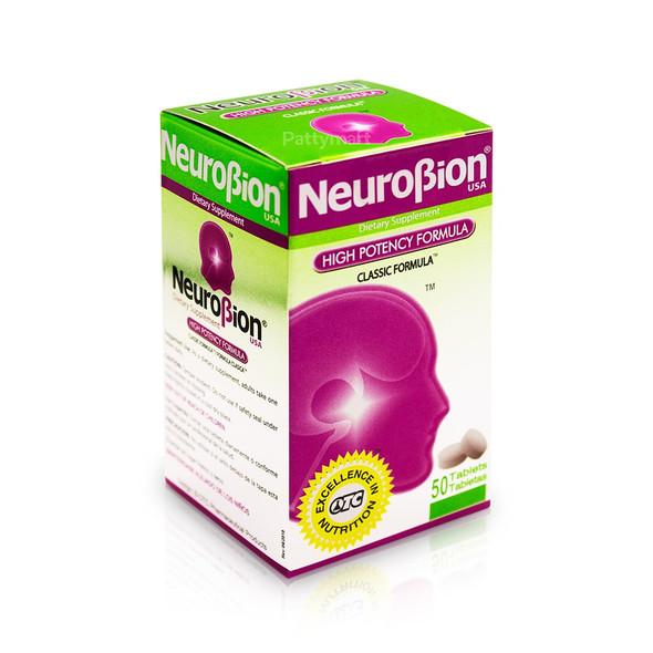 Neurobion High Potency 50-CT_BOX_CAJA
