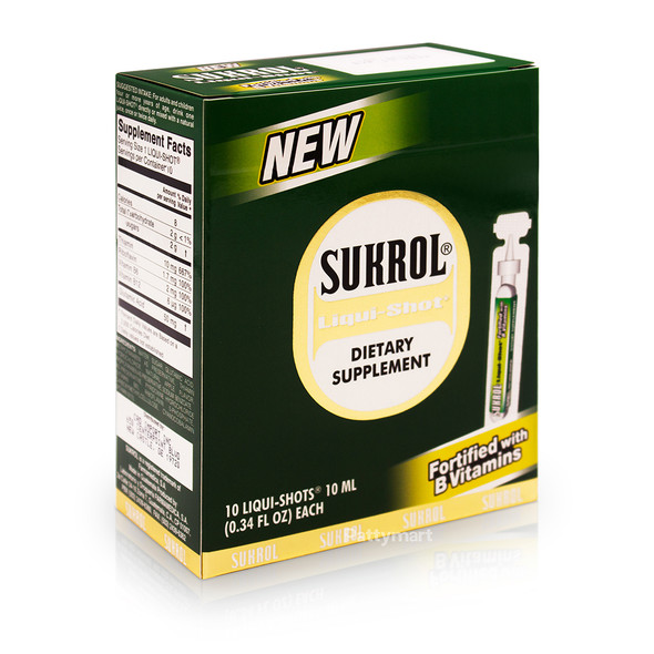 Sukrol Liquikshot x 10_Box_Caja
