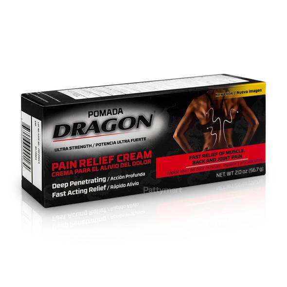 Dragon Ointment / Pomada 2 oz_Box_Caja