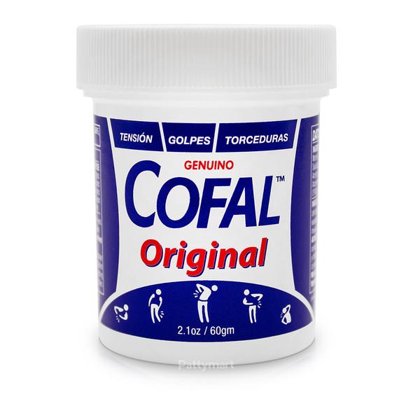 Cofal Original Cream / Crema Cofal 2.1 oz