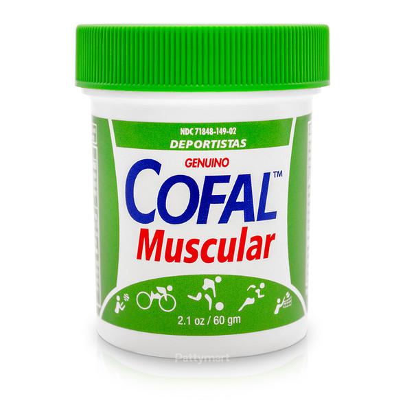 Cofal Muscular Cream / Crema 2.1 oz
