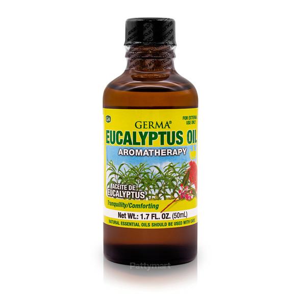 Aceite de Eucalipto 1.7 oz GERMA_Jar_Frasco
