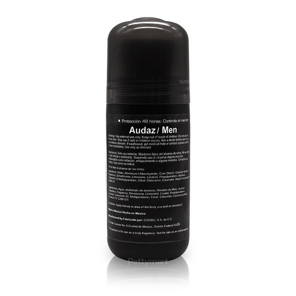 Desodorante Obao Audaz 2.29 oz_Back