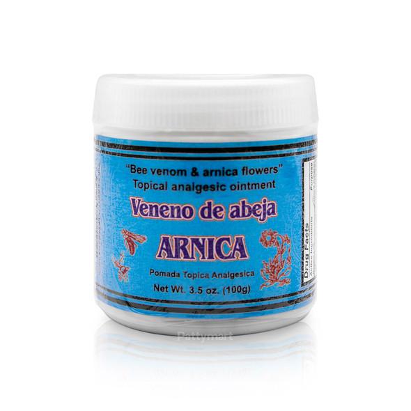 Pomada Veneno de Abeja y Arnica_Front