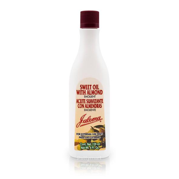 Aceite Almendras JALOMA 4 oz
