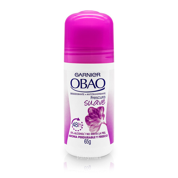 Desodorante Obao Frescura Suave 2.29 oz