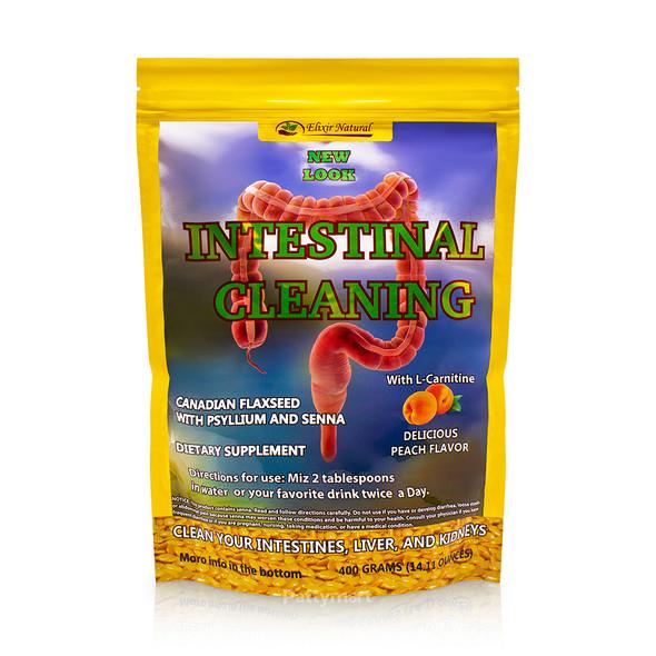 Linaza intestinal cleaning