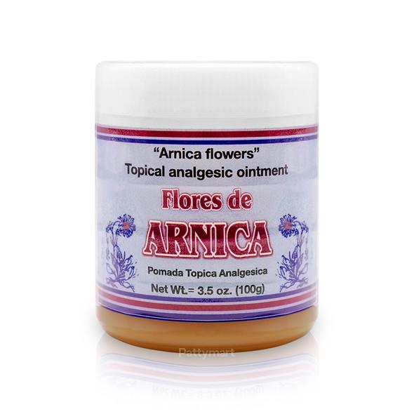 Pomada Flores de Arnica PTX