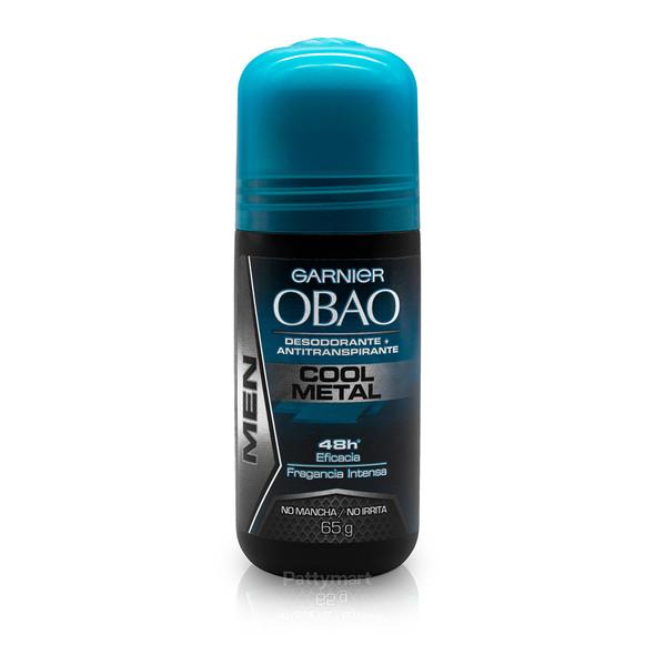 Desodorante Obao Cool Metal 2.29oz
