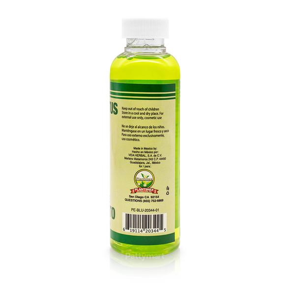 Aceite de Eucalipto 4.05 oz PTX_Back