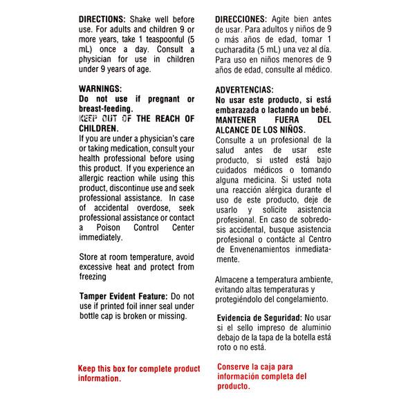 EMULSION DE ESCOCIA FRESA/BANANA 6.5 OZ