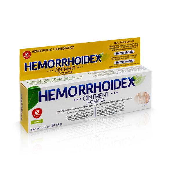HEMORRHOIDEX OINTMENT