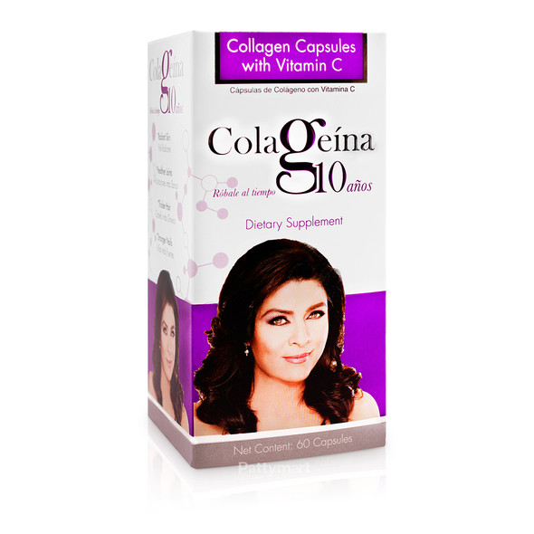 Colageina Capsulas X 60