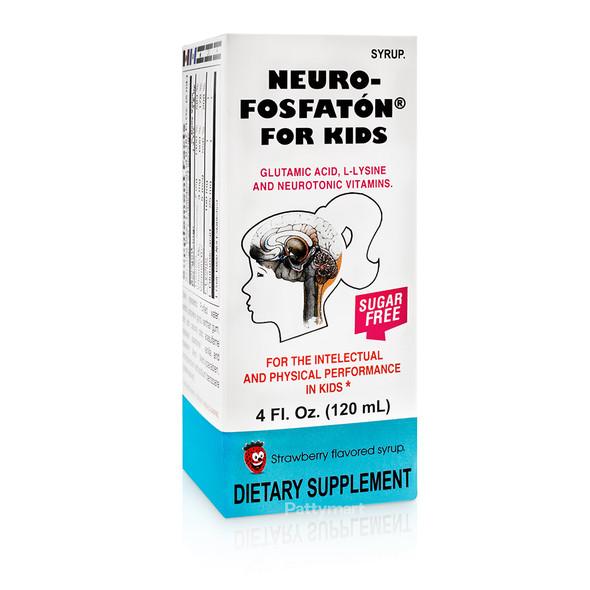 Neurofosfaton Jarabe Iinfantil 120 Ml__Box_Caja