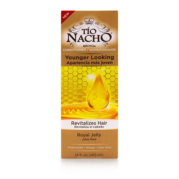 Tio Nacho Conditioner / Acondicionador Younger Looking 14oz (415ml) / Tio Nacho Acondicionador Apariencia mas Joven 14oz (415ml)