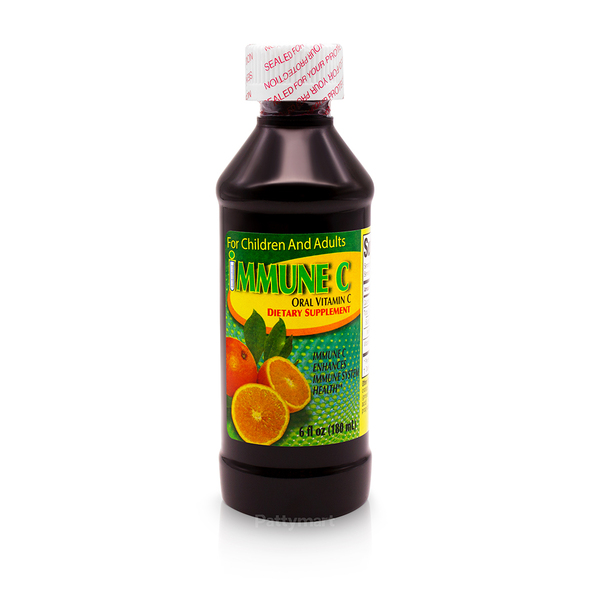Immune C Syrup / Jarabe  6 oz (180ml)