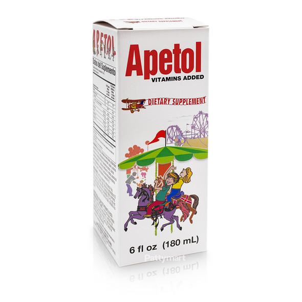 Apetol 6 OZ_Caja