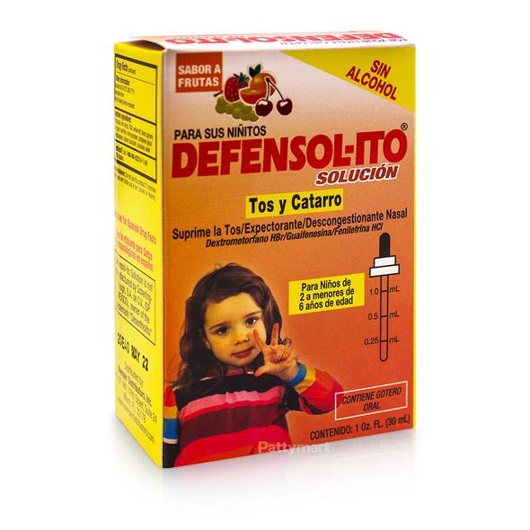 Defensolito Drops Children